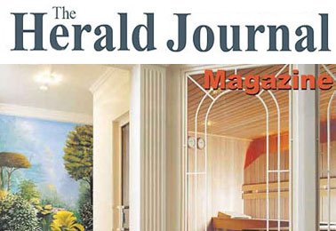 Herald Journal Magazine, USA – Modern Day Michelangelo