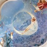 Restaurant-Andechser-am-Dom-Munich-2-Rainer-Maria-Latzke-RML-mural-wandbild-fresco