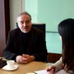 Vision China interviews Professor Rainer Maria Latzke