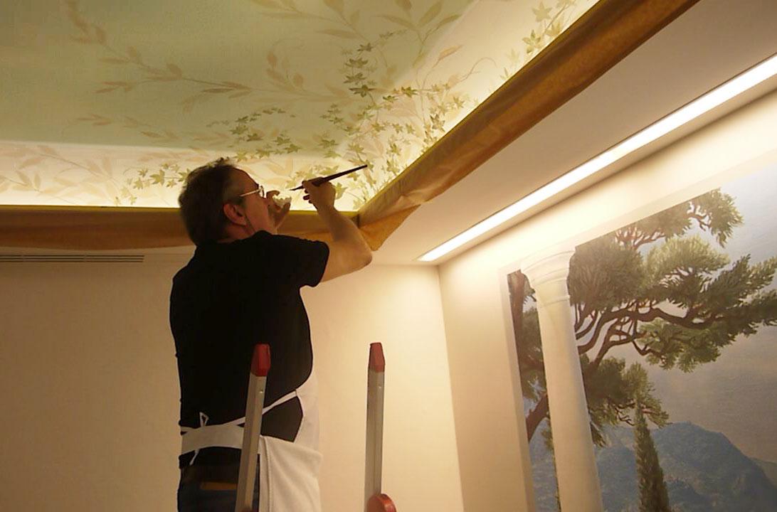 Rainer Maria Latzke Frescography Murals