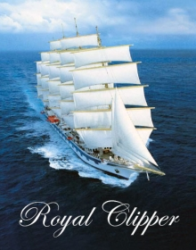 The Royal Clipper, Monaco