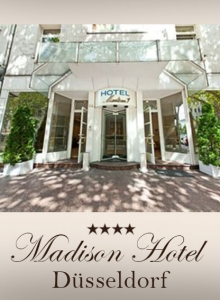 Hotel Madison, Dusseldorf, Germany