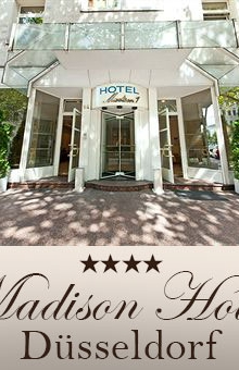 Hotel Madison, Dusseldorf, Germany