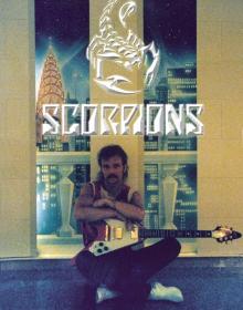 Music Studio Scorpions