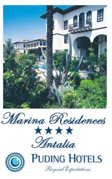 Marina Residences, Antalya, Turkey