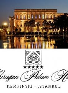 Ciragan Palace, Istanbul